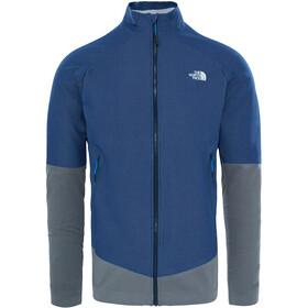 The North Face Aterpea Softshell Jacket Herren shady blue
